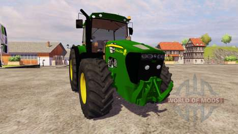 John Deere 7930 v4.0 для Farming Simulator 2013