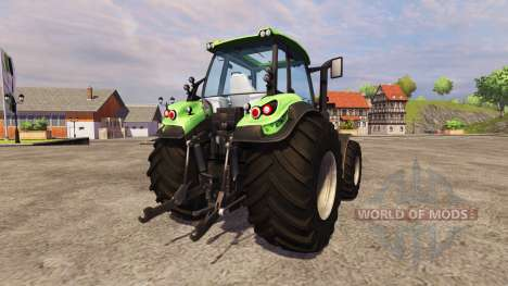 Deutz-Fahr Agrotron 6190 TTV для Farming Simulator 2013