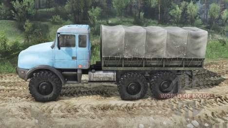 Урал-44202 [23.10.15] для Spin Tires