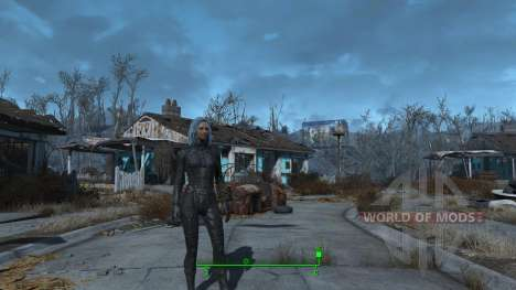 Чит на броню и одежду для Fallout 4