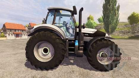 Deutz-Fahr Agrotron 7250 TTV Silverstar для Farming Simulator 2013