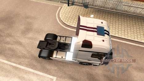 Mercedes-Benz Actros MP4 для Euro Truck Simulator 2