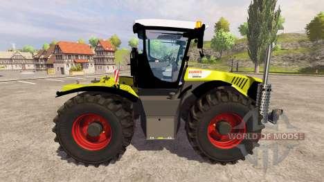 CLAAS Xerion 5000 Trac VC v2.1 для Farming Simulator 2013