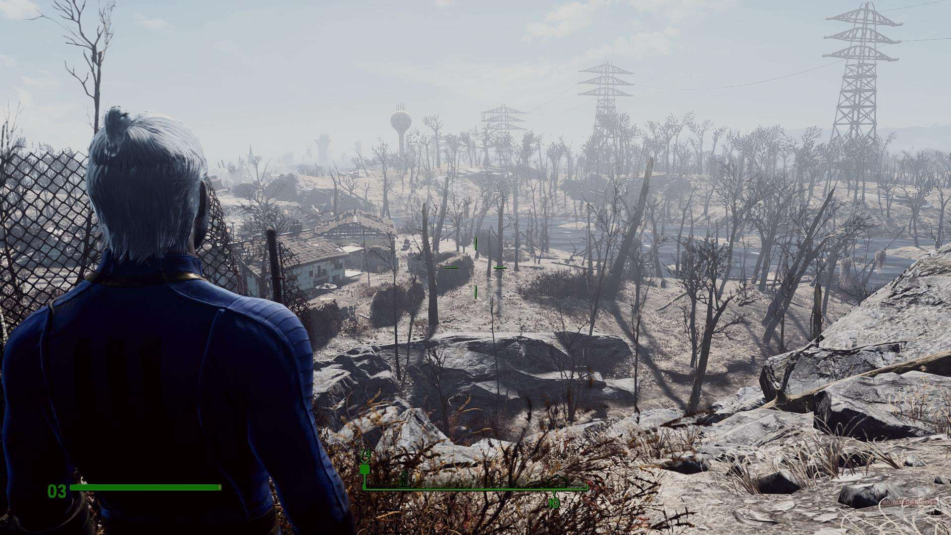The ENB of the Apocalypse.0 - Fallout 3 - Геймплей