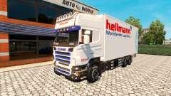 Scania R500 BDF Hellmann