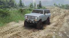 International Scout II 1977 [agent silver]