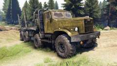 КрАЗ-256 8x8 Custom