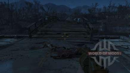 Исправление для разрешения 1280x1024 для Fallout 4