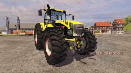 Fendt 939 Vario [yellow bull] для Farming Simulator 2013