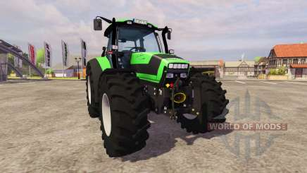 Deutz-Fahr Agrotron 1145 TTV v2.0 для Farming Simulator 2013