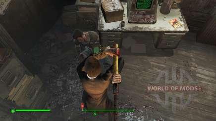 Enhanced Blood Textures для Fallout 4