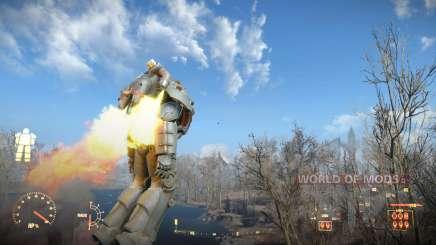Бесконечный заряд Ядерного Блока для Fallout 4