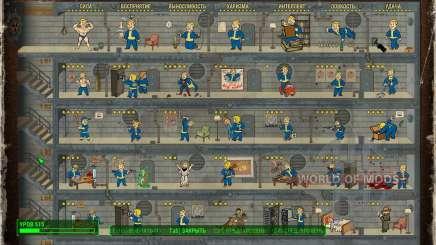 Чит на все перки для Fallout 4