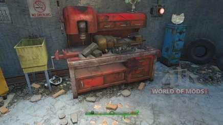 Чит на материалы для крафтинга для Fallout 4