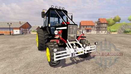 МТЗ-82 [чёрный] для Farming Simulator 2013