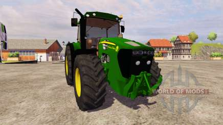 John Deere 7930 v4.0 для Farming Simulator 2013