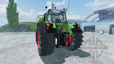 Fendt 412 Vario TMS v1.1 для Farming Simulator 2013