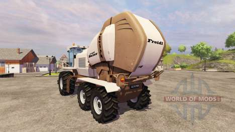 Freidl Roundbaler для Farming Simulator 2013