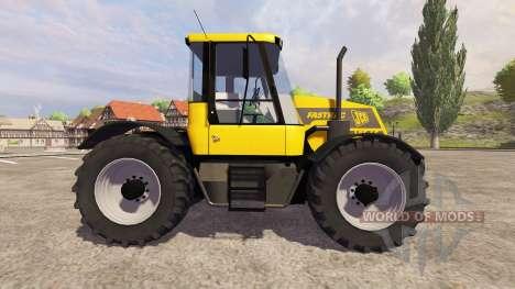 JCB Fastrac 185-65 v1.2 для Farming Simulator 2013