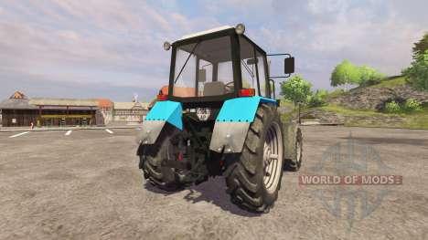 Трактор МТЗ 1221 расход топлива