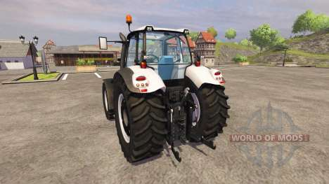 Hurlimann XL 130 v2.0 для Farming Simulator 2013