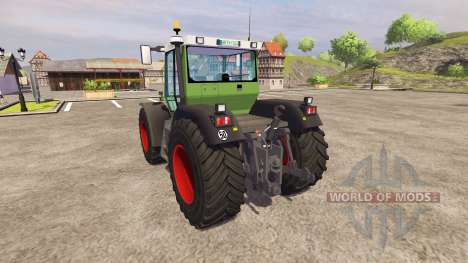 Fendt Xylon 524 v4.0 для Farming Simulator 2013