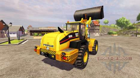 Caterpillar 966H v2.0 для Farming Simulator 2013