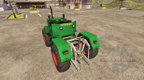 Deutz-Fahr D 16006 v2.1 для Farming Simulator 2013