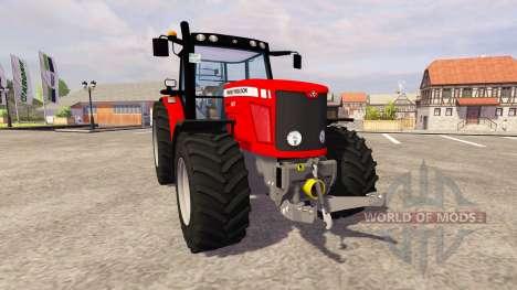 Massey Ferguson 6475 для Farming Simulator 2013