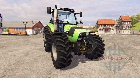 Deutz-Fahr Agrotron 430 TTV [PloughingSpec] для Farming Simulator 2013