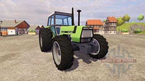 Deutz-Fahr AX 4.120 для Farming Simulator 2013