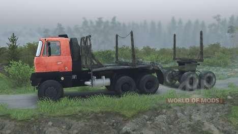 Tatra 815 S3 [08.11.15] для Spin Tires