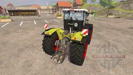 CLAAS Xerion 3800 SaddleTrac для Farming Simulator 2013