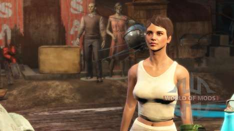 Calientes Beautiful Bodies Enhancer - NN Curvy для Fallout 4