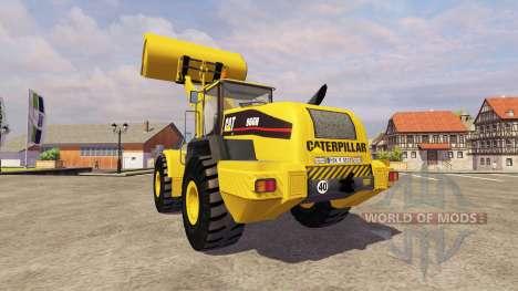 Caterpillar 966H v3.0 для Farming Simulator 2013