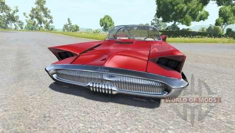 Jefferson Futura для BeamNG Drive