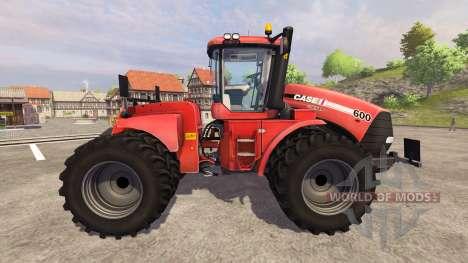 Case IH Steiger 600 v3.0 для Farming Simulator 2013