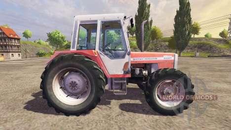 Massey Ferguson 698T для Farming Simulator 2013