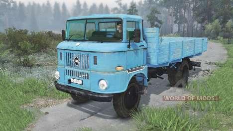 IFA W50 [08.11.15] для Spin Tires