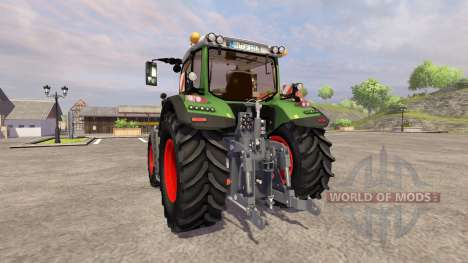 Fendt 512 Vario [ProfiPlus] для Farming Simulator 2013