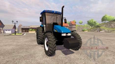 New Holland TL 75 v2.0 для Farming Simulator 2013