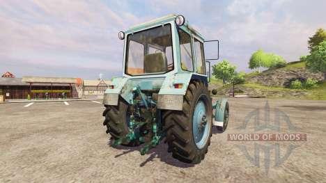 МТЗ-80 для Farming Simulator 2013