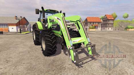 Deutz-Fahr Agrotron 6190 TTV v3.1 для Farming Simulator 2013