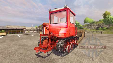 ДТ-75Н (ДЗ-128) для Farming Simulator 2013