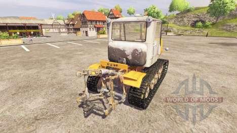 T-150 v2.0 для Farming Simulator 2013