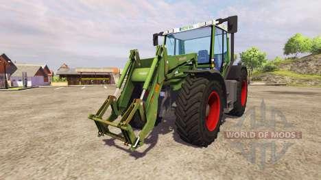 Fendt Xylon 524 v3.0 для Farming Simulator 2013