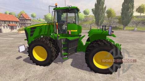 John Deere 9630 для Farming Simulator 2013