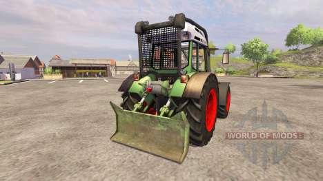 Fendt 209 [forest] для Farming Simulator 2013