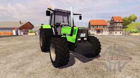 Deutz-Fahr AgroStar 6.31 Turbo для Farming Simulator 2013