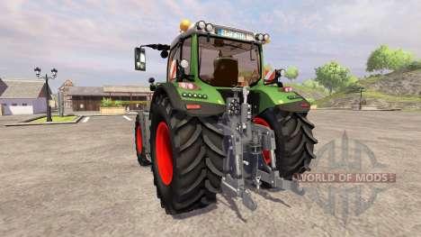 Fendt 516 Vario SCR Professional Plus для Farming Simulator 2013